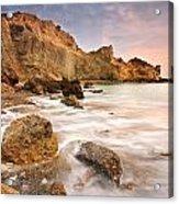 Southern Crete. Acrylic Print