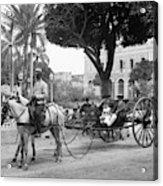Cuba Havana, C1904 Acrylic Print