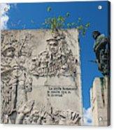 Cuba, Santa Clara Province, Santa Acrylic Print