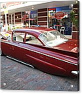 Custom Car Acrylic Print