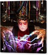 Cyberpunk - Mad Skills Acrylic Print