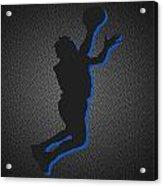 Dallas Mavericks 1 Acrylic Print