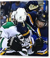 Dallas Stars V St. Louis Blues - Game Acrylic Print