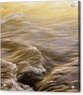 Dance Of Water And Light Acrylic Print
