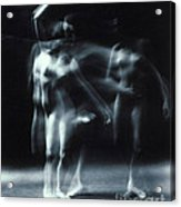Nude Dance Acrylic Print