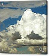 Daunting Sky Acrylic Print