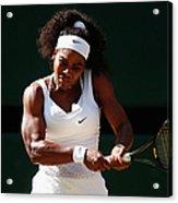 Day Ten The Championships - Wimbledon Acrylic Print