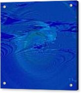 Deep Sea Acrylic Print by Thomas Bryant