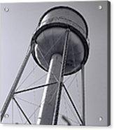 Deer Lodge Montana Water Tower Acrylic Print