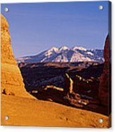 Delicate Arch, Arches National Park Acrylic Print