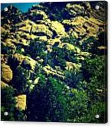 Dells Number Four Acrylic Print