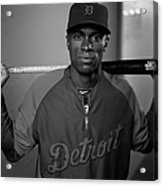 Detroit Tigers V Boston Red Sox 1 Acrylic Print