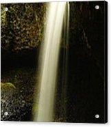 Devil Creek Falls Acrylic Print