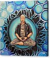 Dharma Dad Acrylic Print