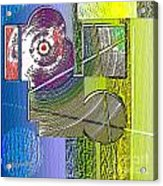Digital Design 580 Acrylic Print
