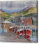 Dingle-harbour-ii Acrylic Print