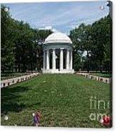 District Of Columbia War Memorial Acrylic Print