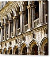 Doges Palace - Venice Italy Acrylic Print
