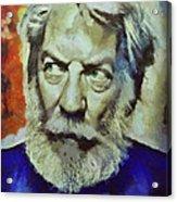 Donald  Acrylic Print