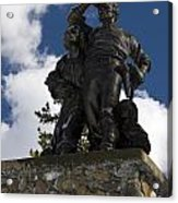 Donner Party Monument  Acrylic Print