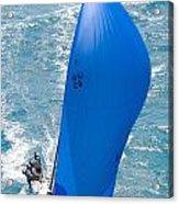 Downwind Miami Acrylic Print