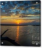 Dreamy Sunset 02 Acrylic Print