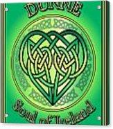 Dunne Soul Of Ireland Acrylic Print