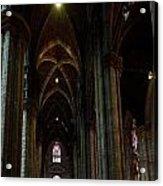 Duomo. Milano Milan Acrylic Print