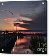 Early Morning View Acrylic Print
