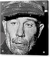 Ed Gein The Ghoul Who Inspired Psycho Plainfield Wisconsin C.1957-2013 Acrylic Print