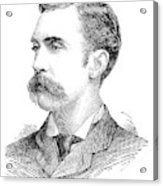 Edgar Vincent (1857-1941) Acrylic Print
