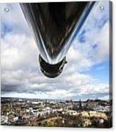 Edinburgh Acrylic Print