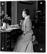 Edith Roosevelt (1861-1948) Acrylic Print