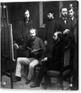 Edouard Manet (1832-1883) Acrylic Print