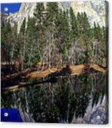 El Capitan Reflection Acrylic Print