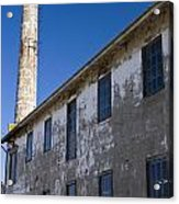 Electrical Repair Shop Alcatraz Island Acrylic Print