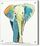 Ellie Acrylic Print