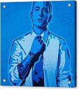 Eminem 8 Mile Acrylic Print