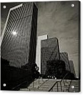 Empire State Plaza Acrylic Print