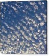English Sky Acrylic Print