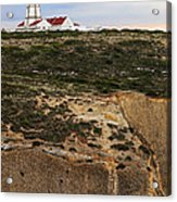 Espichel Cape Lighthouse Acrylic Print
