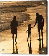 Family Time Acrylic Print