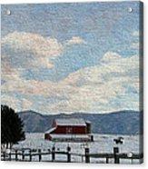 Farm Life Acrylic Print