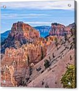 Farview Point At Bryce Canyon Acrylic Print
