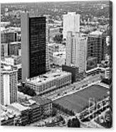 Fiberglass Tower Toledo Ohio Acrylic Print