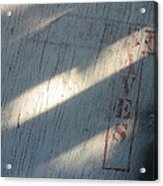 Film Noir Charles Durning The Rosary Murders 1987 1 Sid Bruce Creation Black Canyon Arizona 2004 Acrylic Print