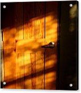 Film Noir Fritz Lang Michael Redgrave Secret Beyond The Door 1948 2 Casa Grande Arizona 2004 Acrylic Print