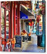 Findlay Market In Cincinnati 0006 Acrylic Print