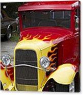 Fire Away Acrylic Print