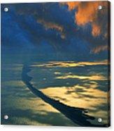 Fire Island  Acrylic Print